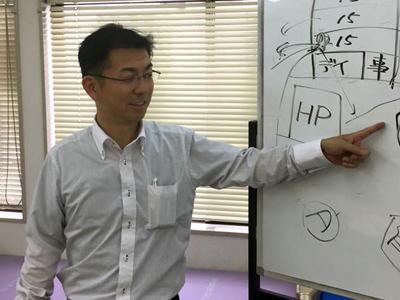 けいはんなヘルパーステーション 代表取締役 久保吉伸