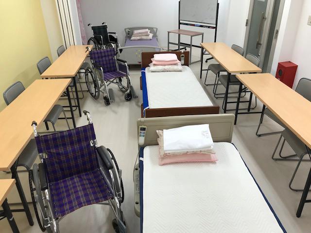実技演習時の教室配置